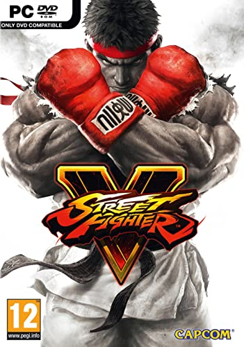 Descarga gratis Street Fighter V para PC multi-idioma