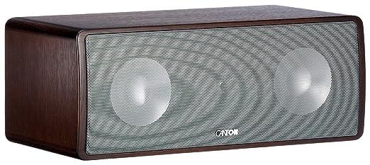 Canton Ergo 655 Center Enceinte Centrale / Compacte 21/2-way Système Bass-reflex Beige