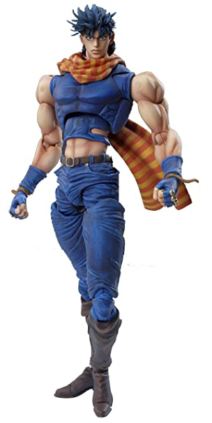 Super Action Statue JoJo's Bizarre Adventure Part II 30.Joseph Joestar Complete Figure