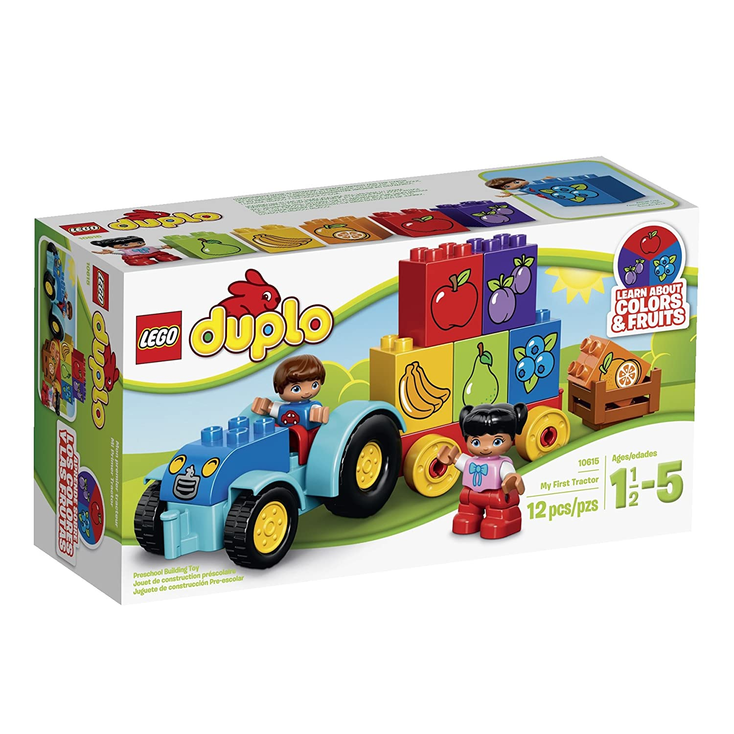 LEGO DUPLO My First Tractor