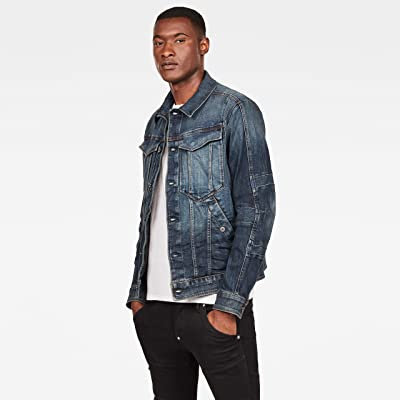 G-Star RAW(ジースターロゥ) Motac Dc Slim Jacket メンズ デニム ジャケット スリム