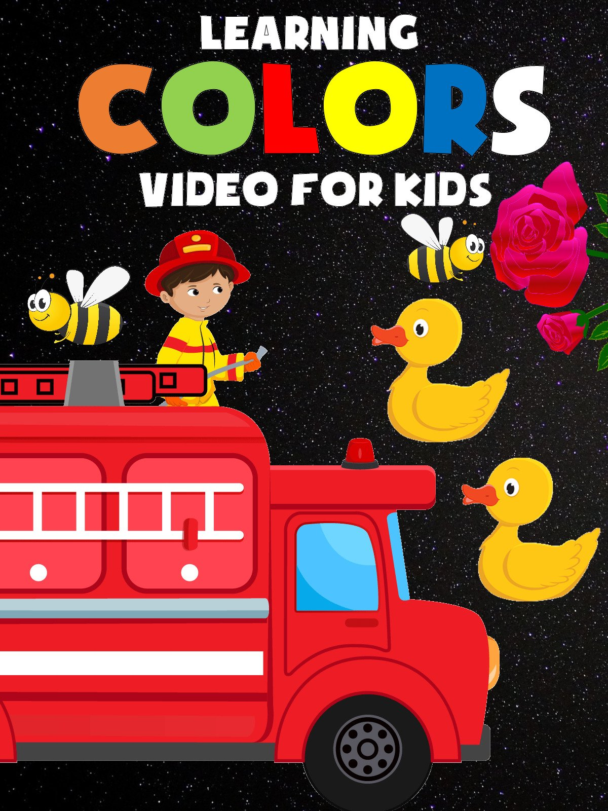 Learn Colors Video For Kids on Amazon Prime Video UK