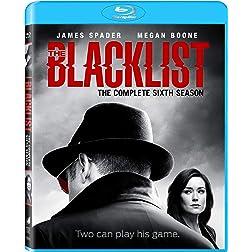The Blacklist - Season 06 [Blu-ray]