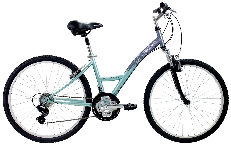Bike 26 Inch Frame Teal Gray Inch Frame