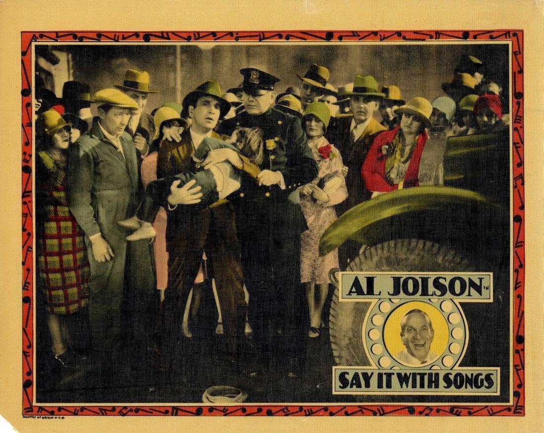 Al Jolson - Cantaré Para Tí (1929) [MEGA]