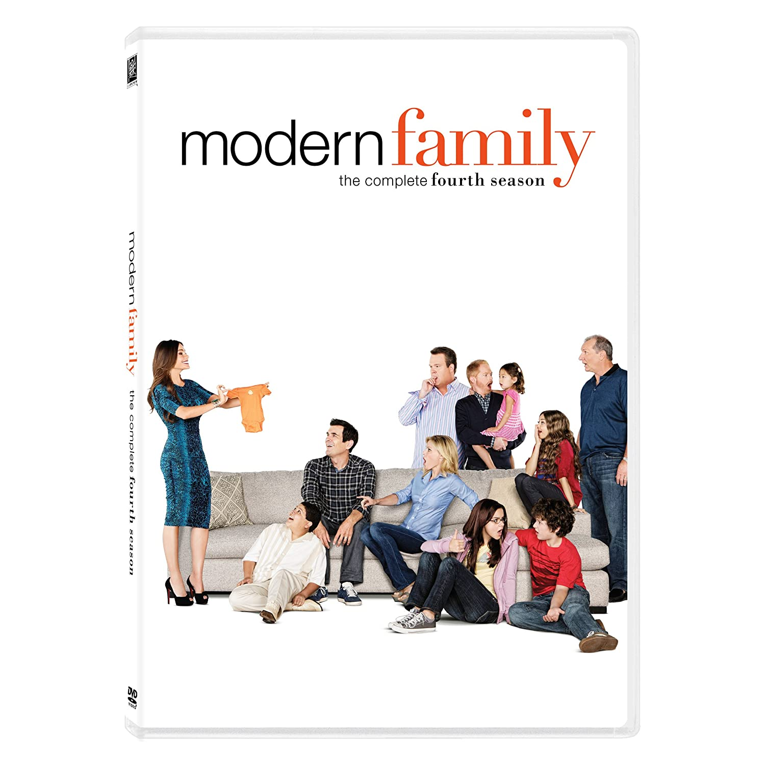 modern family the complete fourth season out september 24th on dvd season 5
