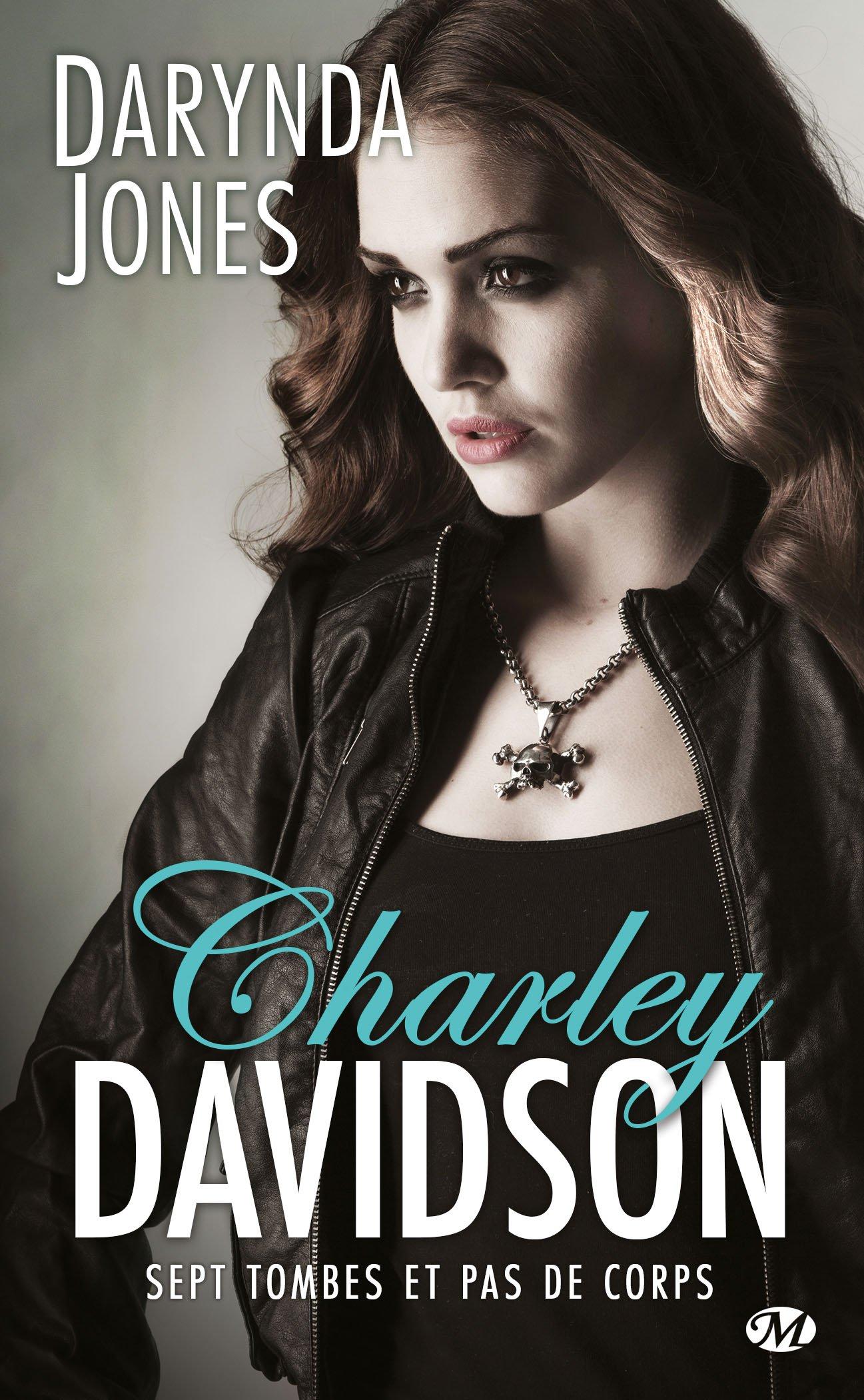 Charley Davidson, Tome 7 : Sept tombes et pas de corps 81QfRGKZV0L