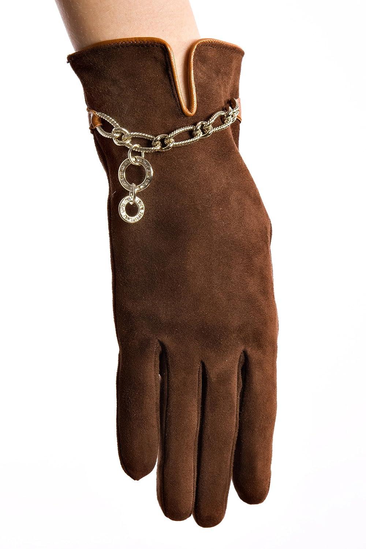 Lundorf Liliana Damen Handschuhe Wildleder Swarovski jetzt kaufen