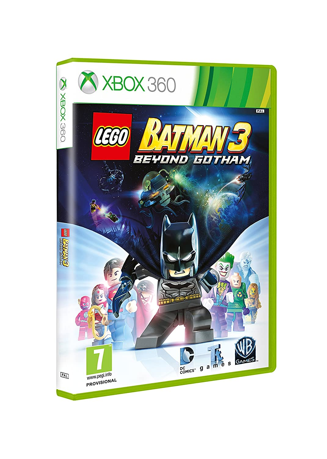 LEGO Batman 3: Beyond Gotham (Xbox 360) News and Videos