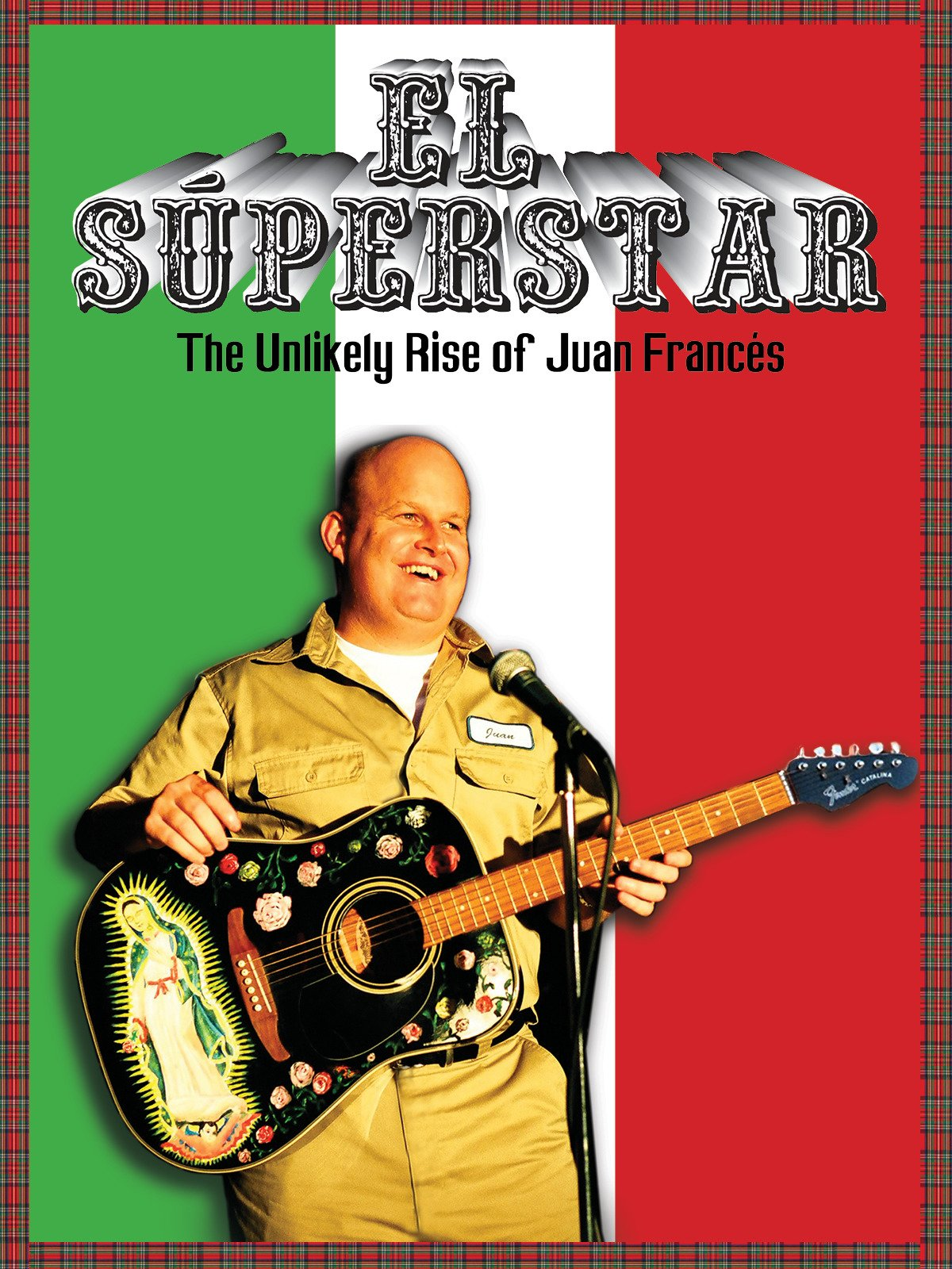 El Superstar: The Unlikely Rise of Juan Frances on Amazon Prime Video UK
