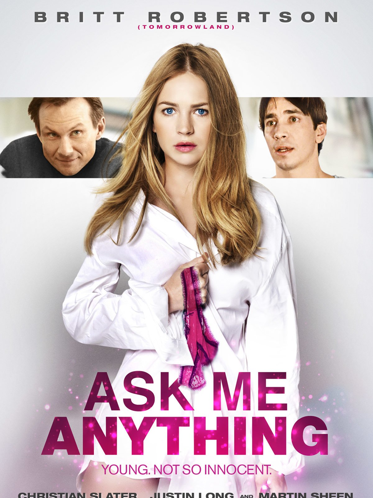 Ask Me Anything on Amazon Prime Instant Video UK