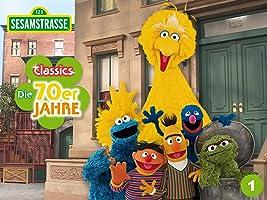 Sesamstrasse Classics - Die 70er Jahre