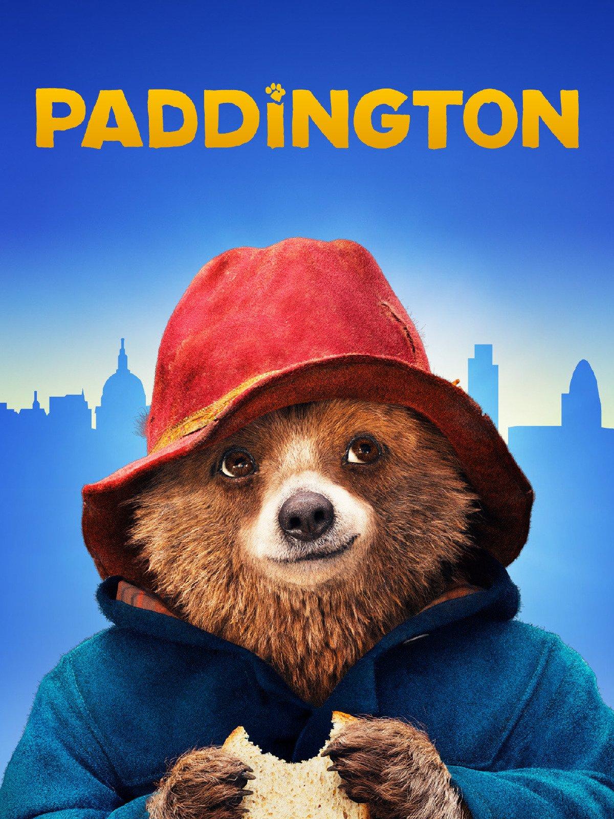 Paddington on Amazon Prime Instant Video UK