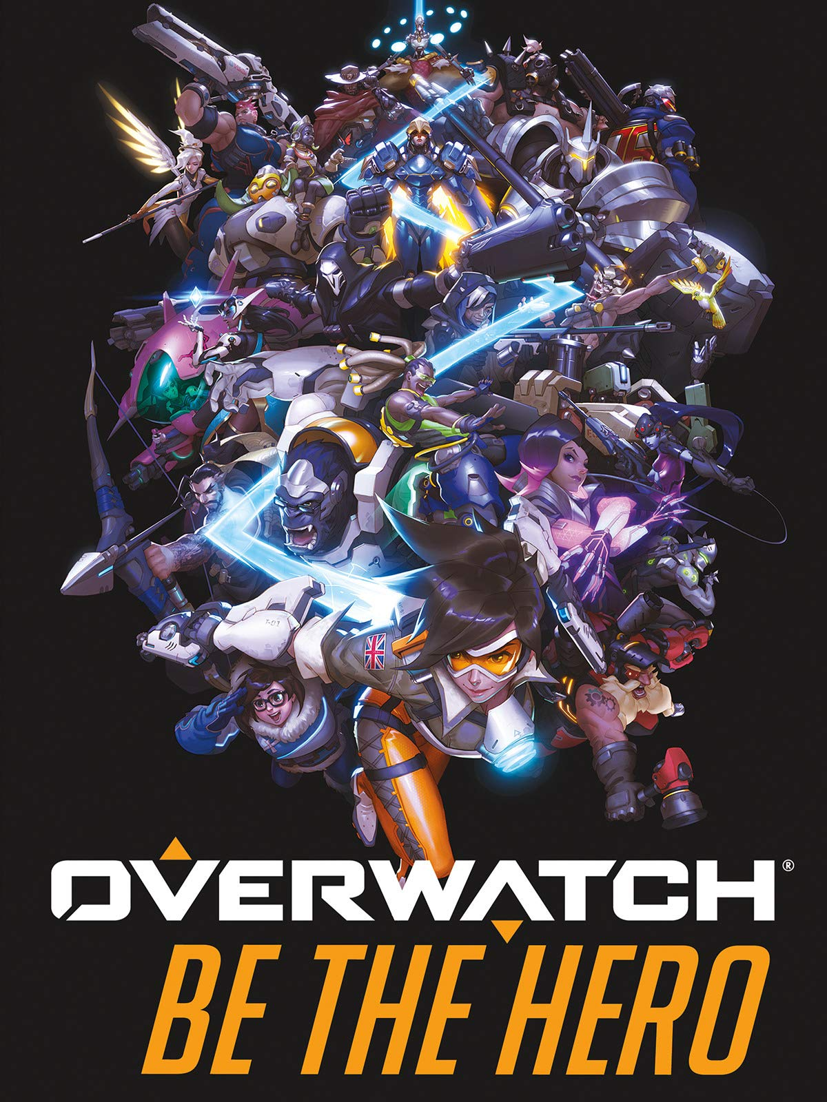 Overwatch: Be the Hero