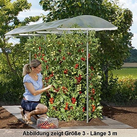 beckmann kg psn1 schutzdach f r pflanzen gr e 1 100 x 112 cm. Black Bedroom Furniture Sets. Home Design Ideas