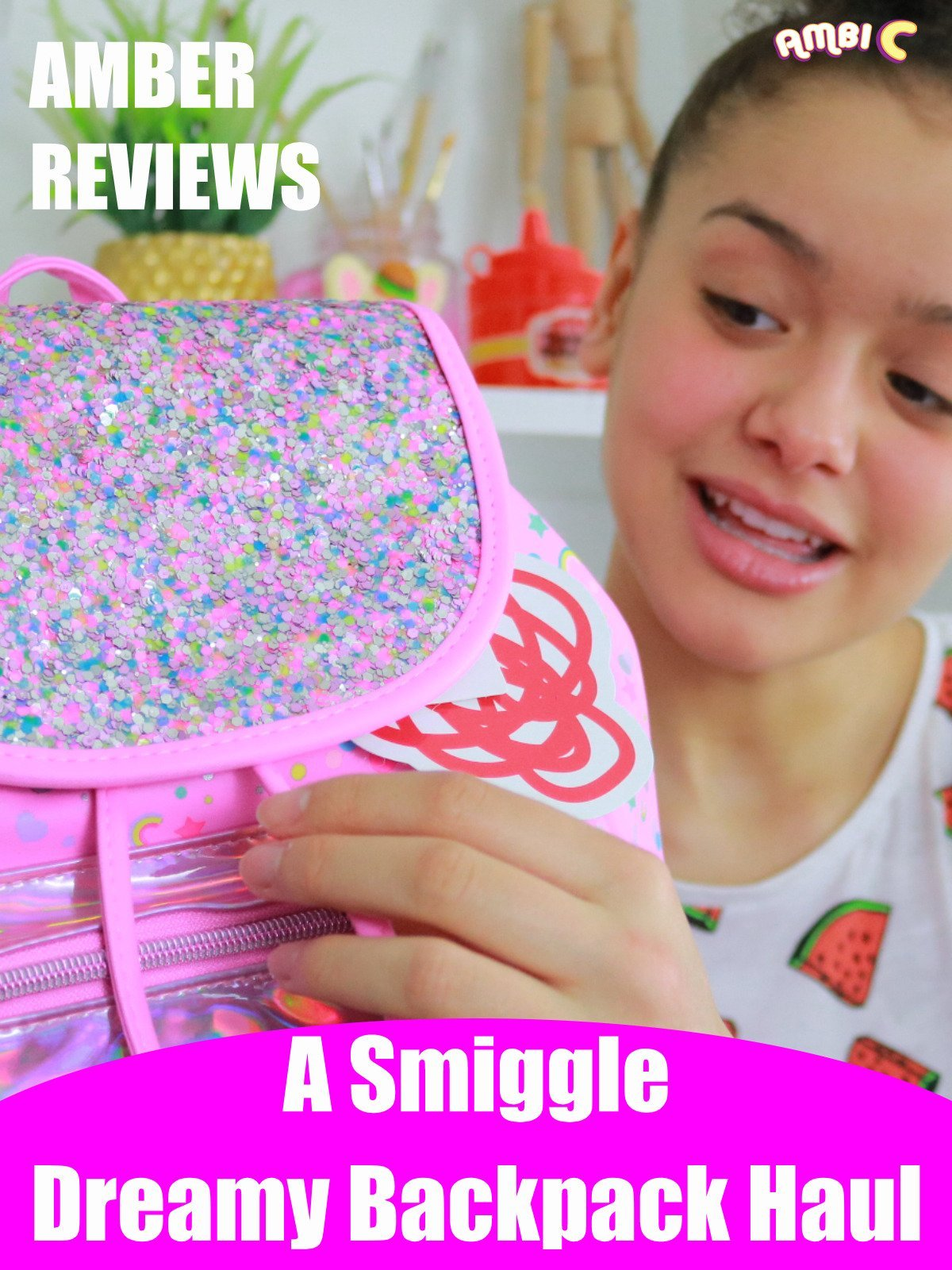Amber Reviews a Dreamy Smiggle Backpack Haul