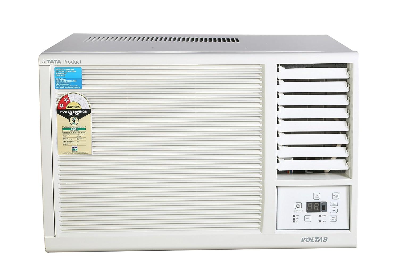 Voltas 122 LYE Window AC (1 Ton, White) Rs  14700 + Rs