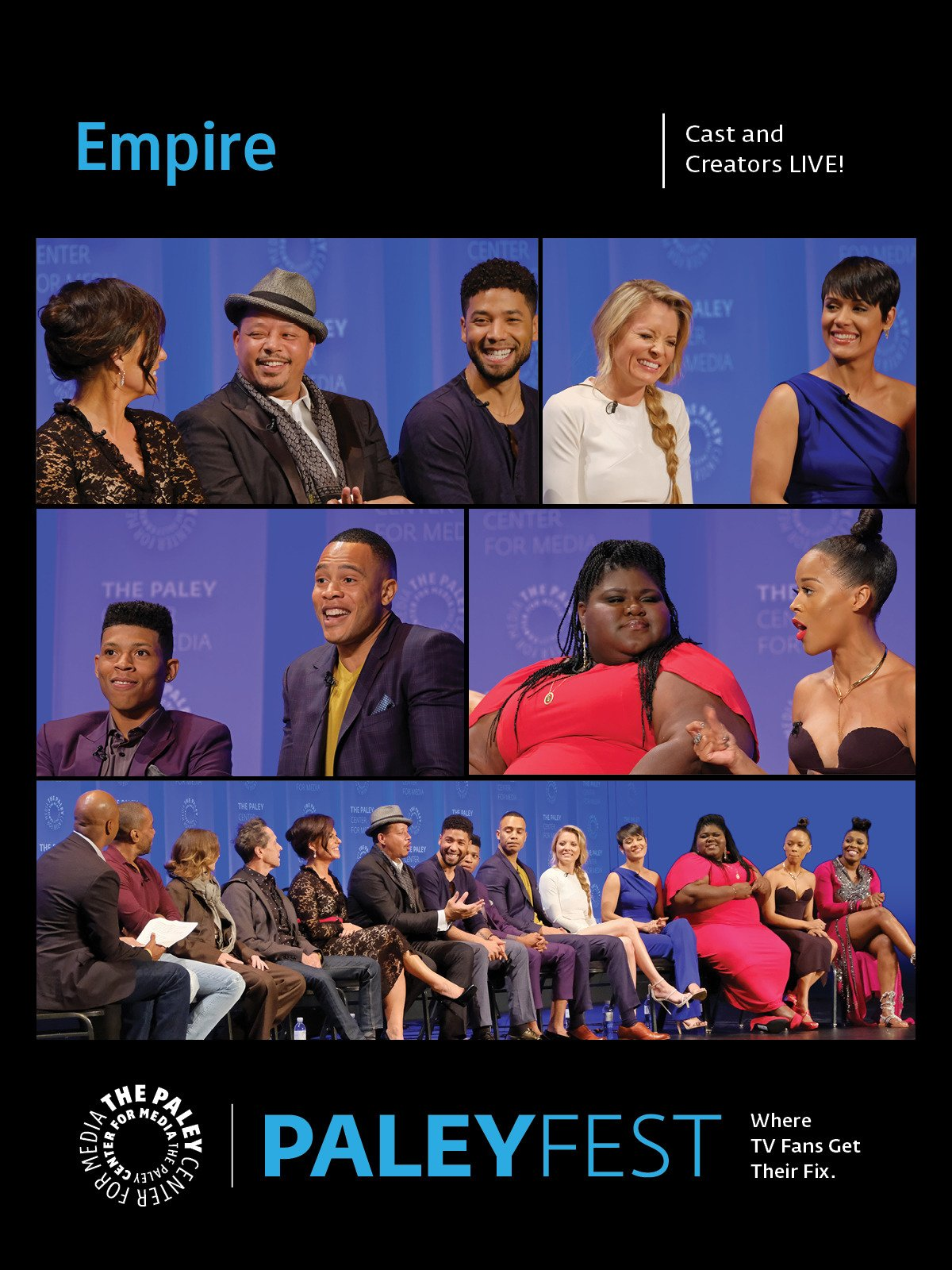 Empire: Cast and Creators PaleyFest
