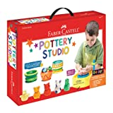 Faber-Castell Do Art Pottery Studio, Pottery Wheel Kit for Kids (Color: Other, Tamaño: Small, Medium, Large, Extra Extra Large)
