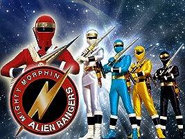 Power Rangers Alien Rangers Season 1