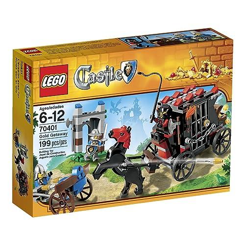 LEGO Castle Gold Getaway 70401 199 pcs