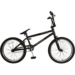 KHE Bikes Equilibrium 2 BMX Bicycle (Matte Black)