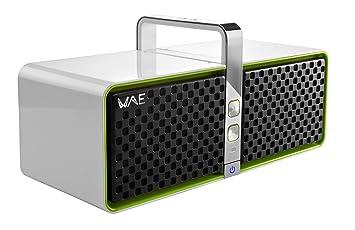 Hercules WAE BTP05 Enceinte Bluetooth portable avec batterie intégrée