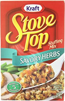 12-Pack Kraft Stove Top Stuffing Mix