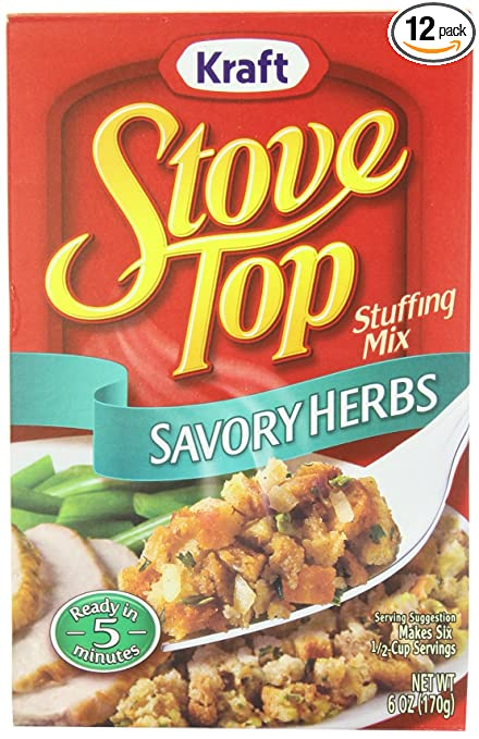 Stove Top Stuffing Stove Top Stuffing Mix