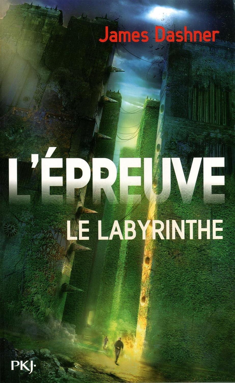 Le Labyrinthe de James Dashner lectures d'avril