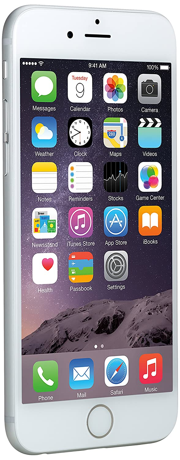 Apple-iPhone-6-Silver-16-GB-T-Mobile-