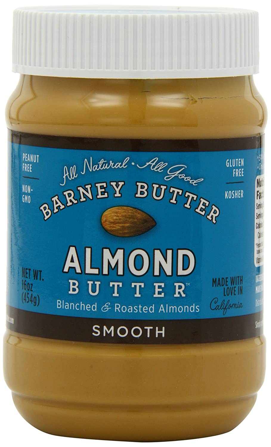 Barney Almond Butter Great Deal on Groceries