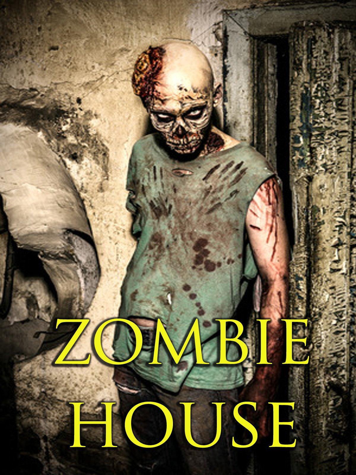 Zombie House on Amazon Prime Instant Video UK
