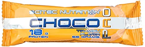 Scitec Nutrition Chocopro  tiramisu , 20x55 g, 1er Pack (1 x 1.1 kg Packung)