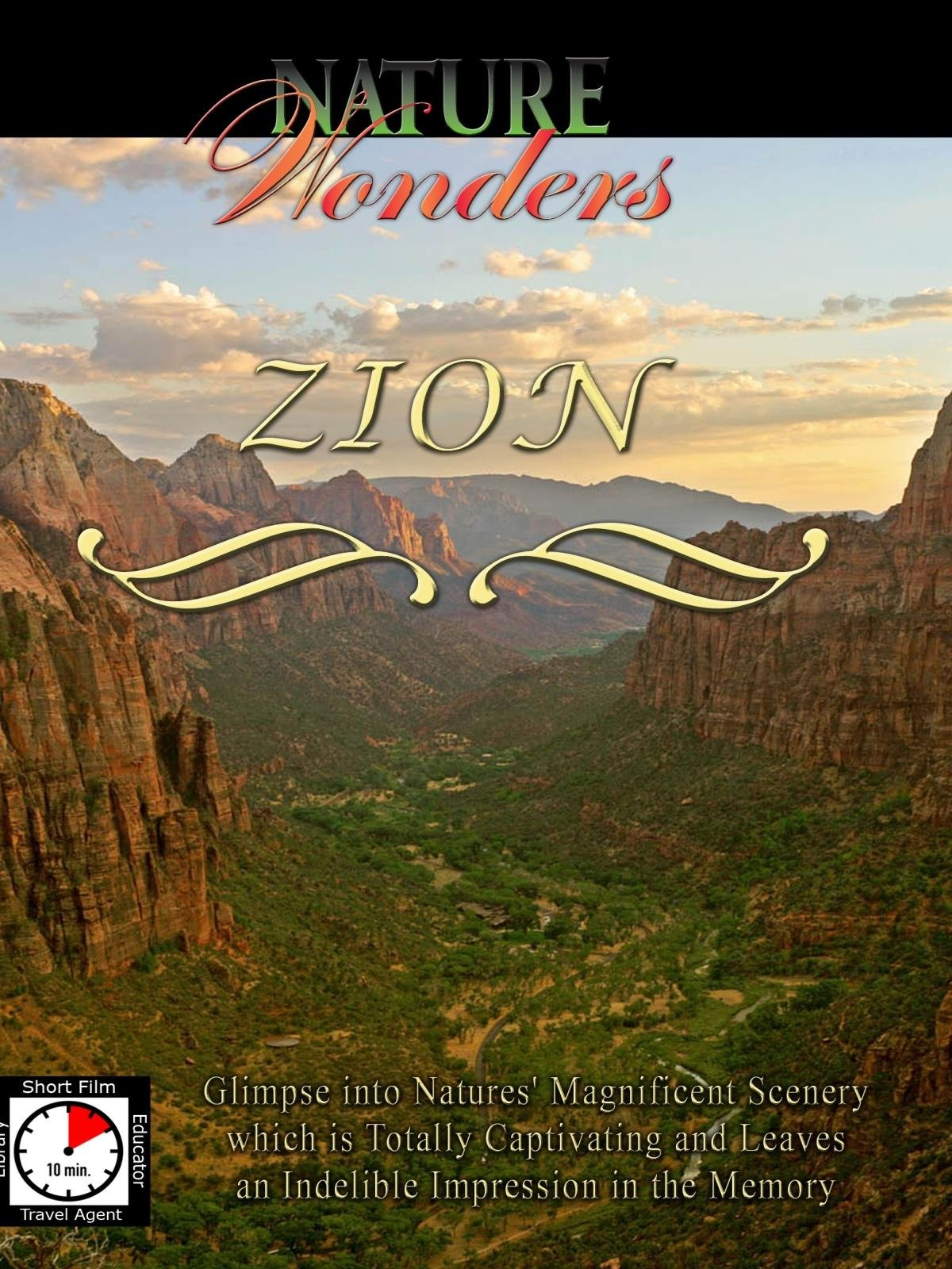 Nature Wonders - Zion - Utah - U.S.A. on Amazon Prime Instant Video UK