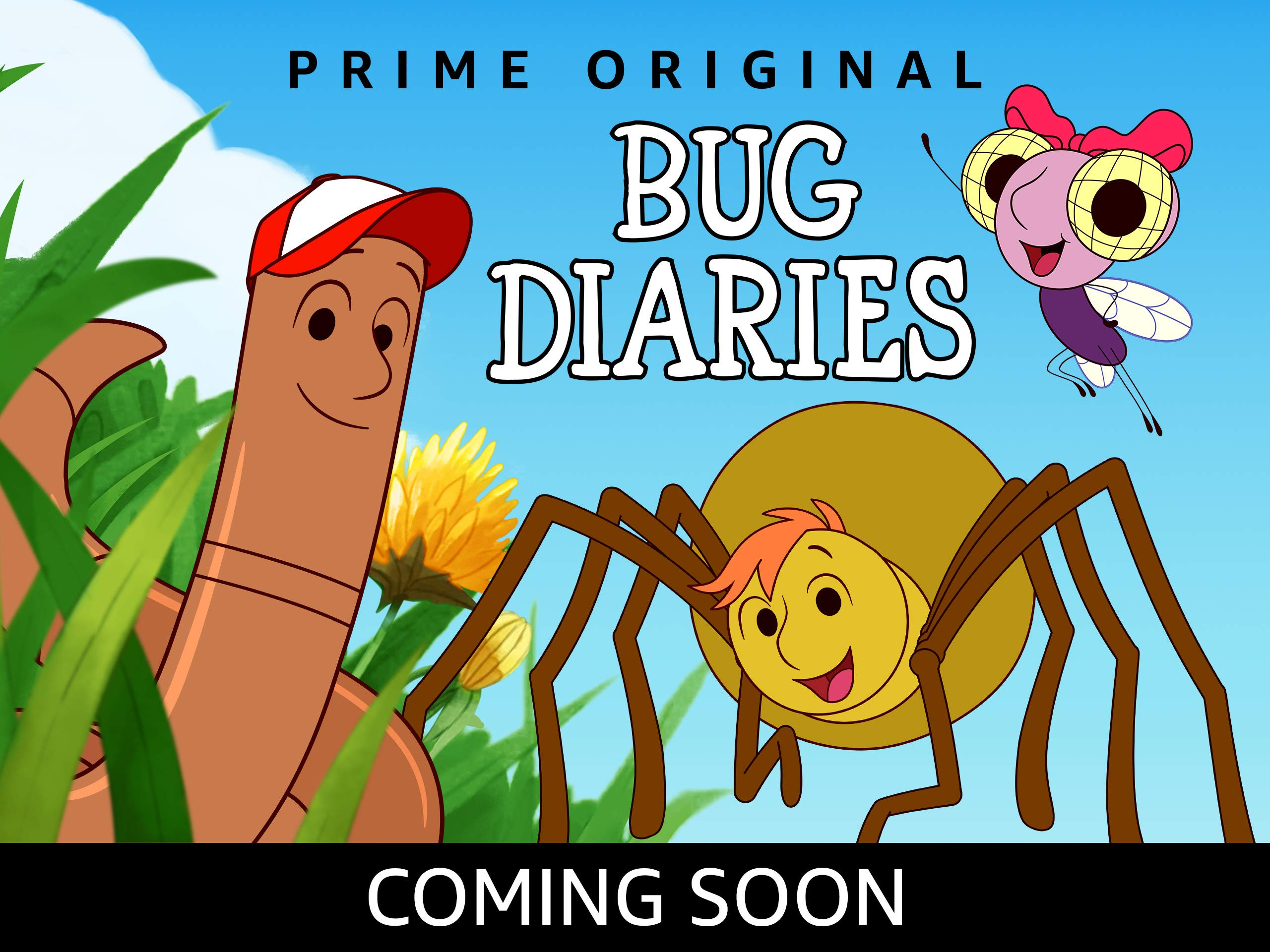 Bug Diaries on Amazon Prime Video UK