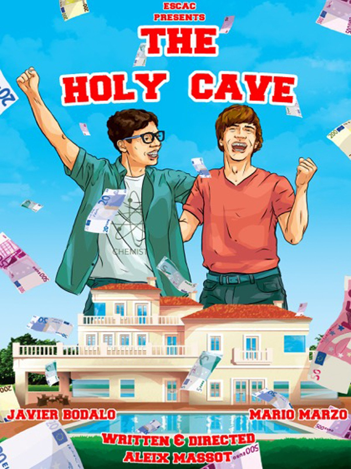 The Holy Cave on Amazon Prime Instant Video UK