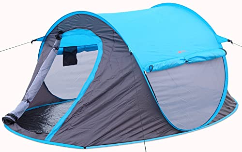 TheNORTHblu 2-Person Pop-Up Tent