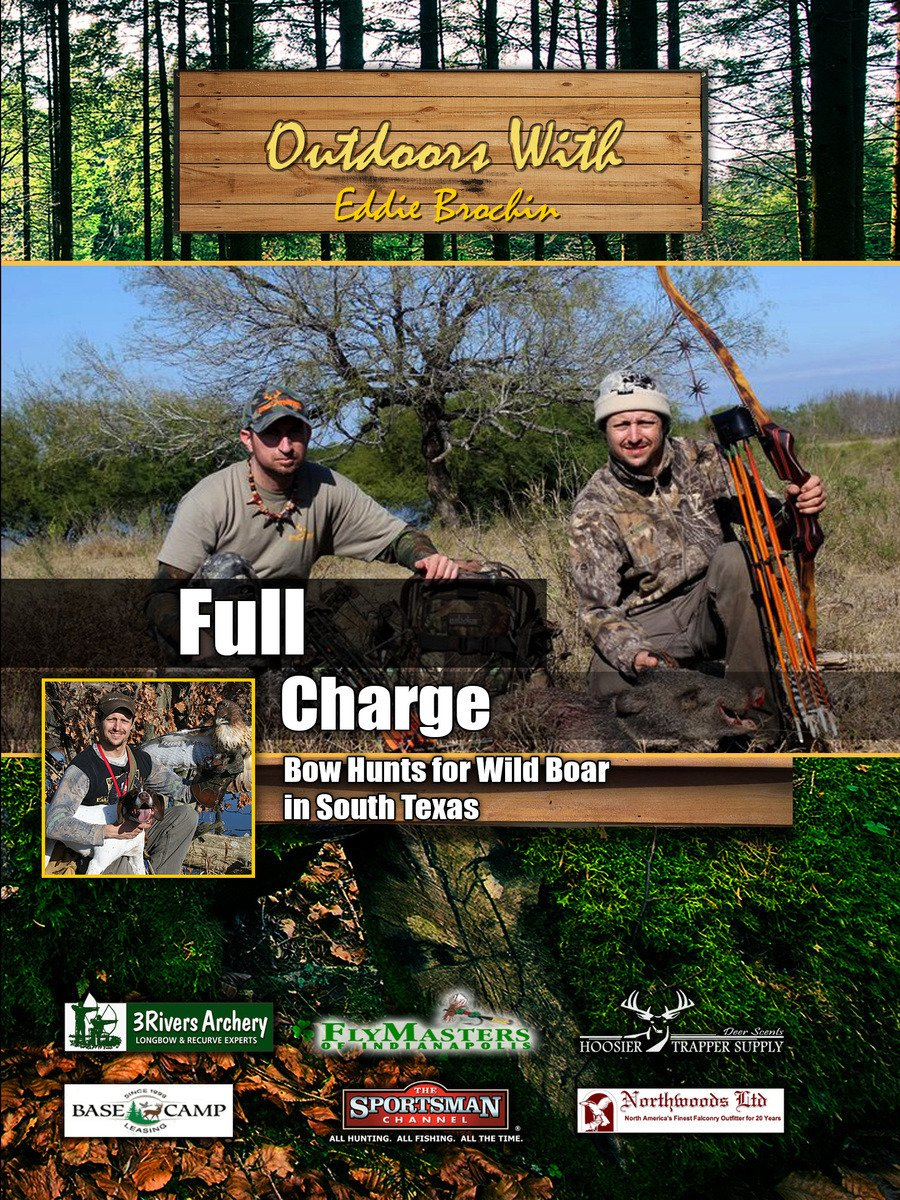 Ultimate Outdoors with Eddie Brochin - Full Charge on Amazon Prime Video UK