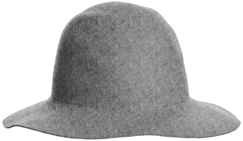 (エモダ)EMODA soft blim hat 041530976401 05 GRY F : 服&ファッション小物通販 | Amazon.co.jp