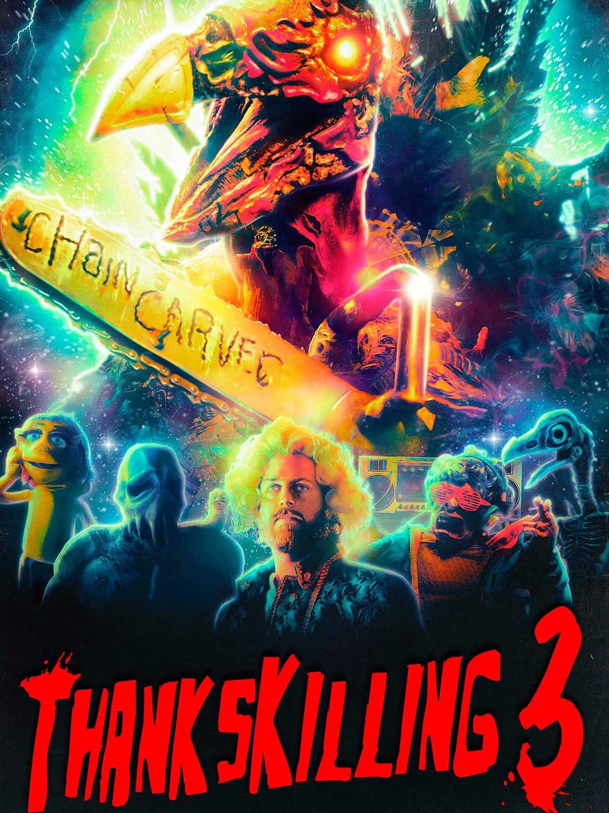 ThanksKilling 3 on Amazon Prime Video UK