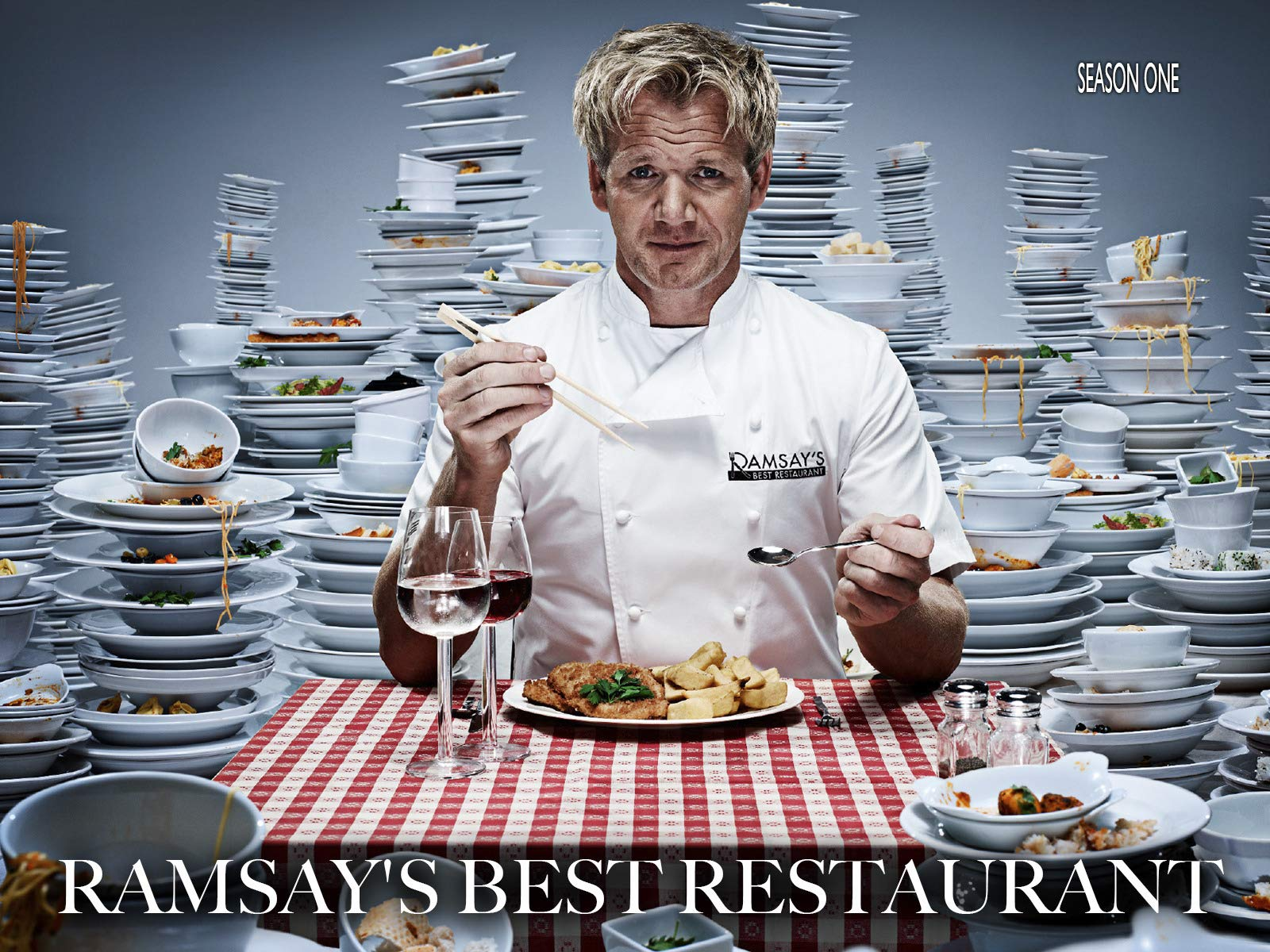 Ramsay's Best Restaurant - Season 1
