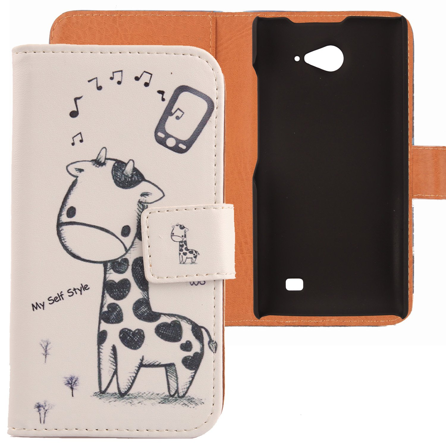Lankashi Pattern PU Flip Leather Cover Skin Protection Case for THL W11 бампер на thl w11