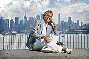 Image of Andrea Bocelli