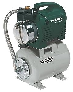 Metabo 250300120 Hauswasserwerk HWW 3000, 20S, 900W, 230Volt, 50Hz  BaumarktKundenbewertung und weitere Informationen