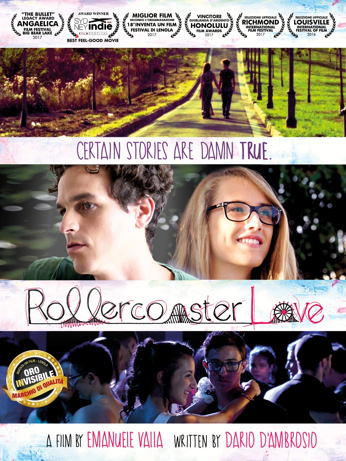 Rollercoaster Love on Amazon Prime Video UK