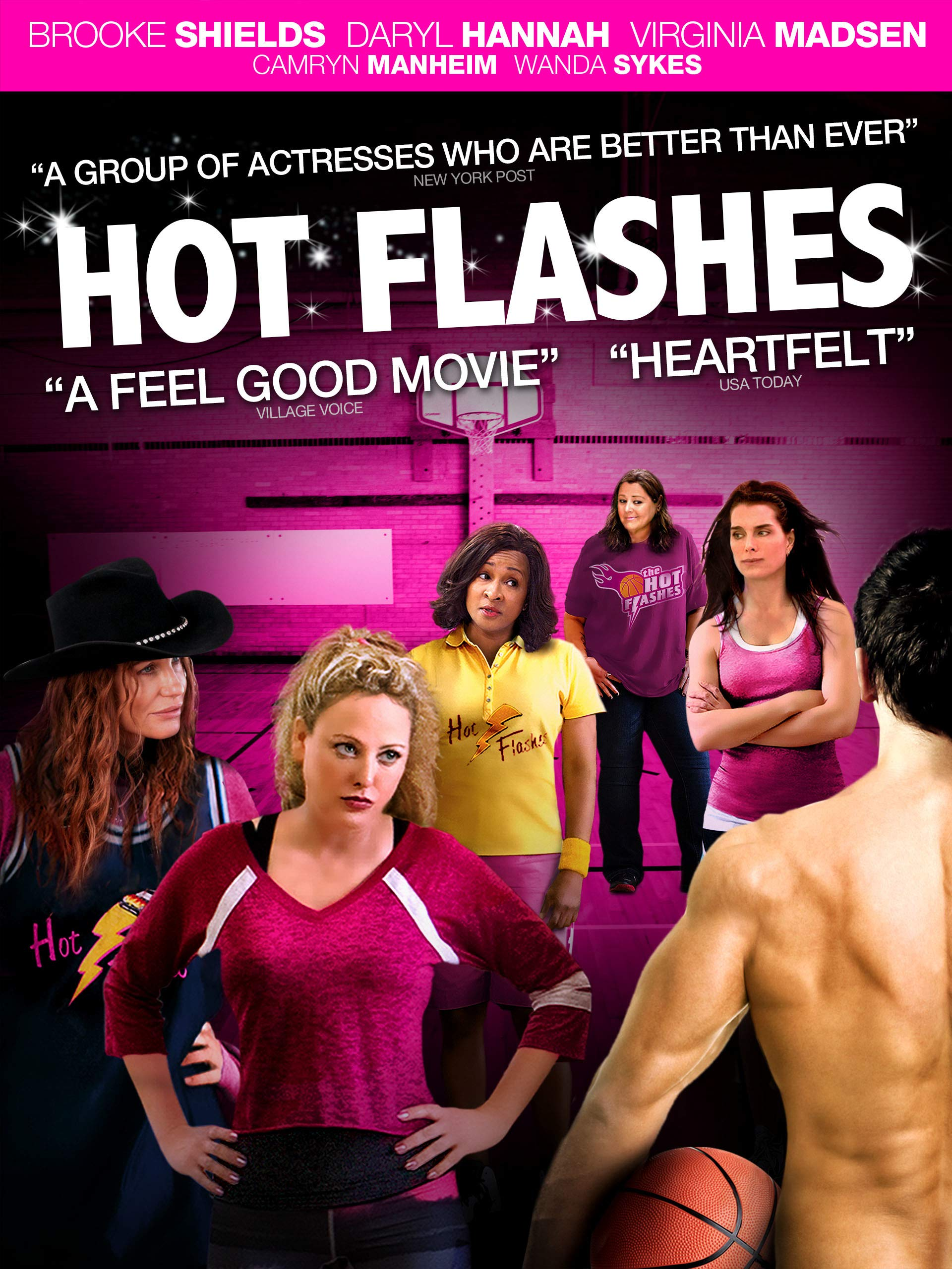 The Hot Flashes on Amazon Prime Video UK