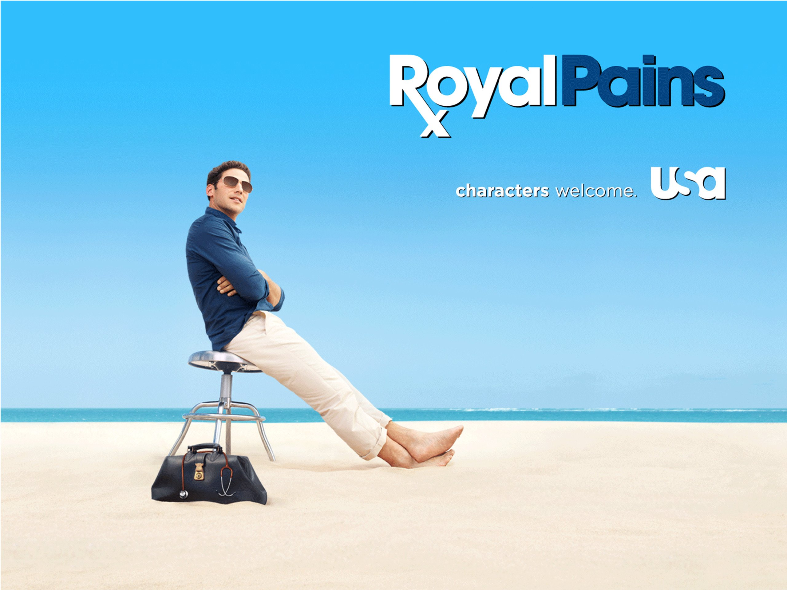 Royal Pains on Amazon Prime Video UK