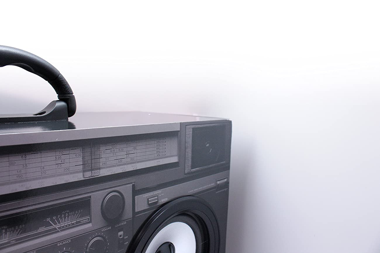 Hype Boom Box Stereo Speaker 1