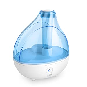 Pure Enrichment® Ultrasonic Cool-mist Humidifier